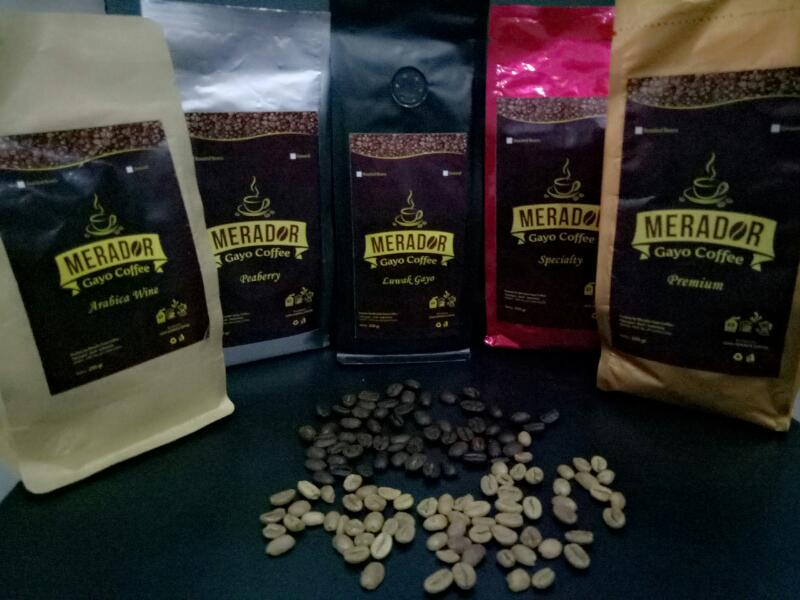 Arabika Coffee Roasted Bubuk- Mister Exportir