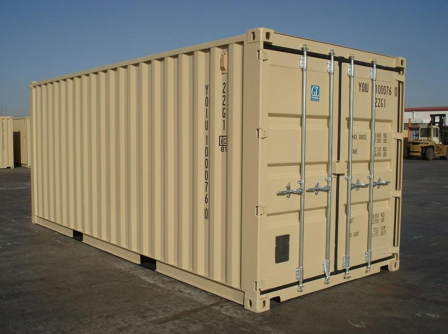 Container 20 ft.