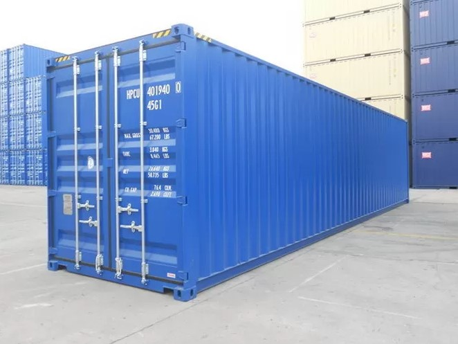 Container 40 ft.